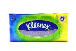 Kleenex Balsam Платки носовые бумажные, 8 шт.