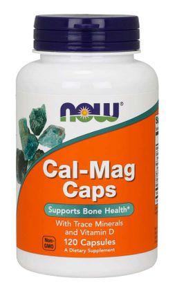 Now Cal-Mag Caps Кальций и Магний
