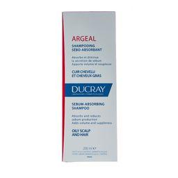 Ducray Argeal cебоабсорбирующий шампунь