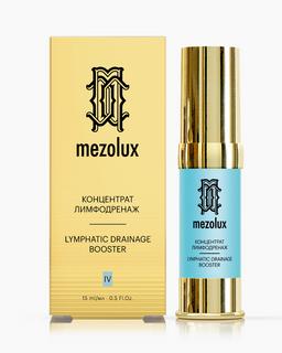 Librederm Mezolux концентрат-лимфодренаж, концентрат, 15 мл, 1 шт.