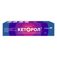 Кеторол (гель)