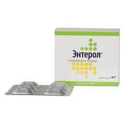 Энтерол, 250 мг, капсулы, 30шт.