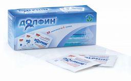 Долфин средство для промывания полости носа и горла, 2 г, 30 шт.