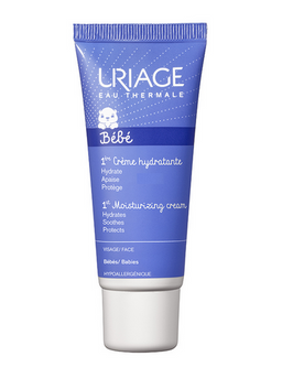 Uriage Первый увлажняющий крем, крем, 40 мл, 1 шт.