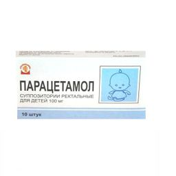 Парацетамол (свечи)