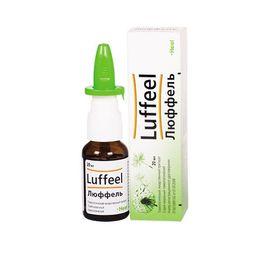 Люффель, спрей назальный гомеопатический, 20 мл, 1 шт.