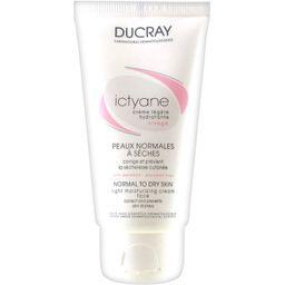 Ducray Ictyane крем легкий увлажняющий, крем, для сухой и очень сухой кожи, 50 мл, 1 шт.