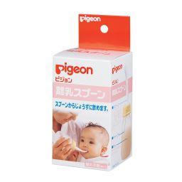 Pigeon Бутылочка с ложкой для кормления, 120 мл, 1 шт.