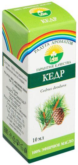 Масло эфирное Кедр