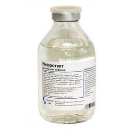 Нефротект, раствор для инфузий, 250 мл, 10 шт.
