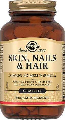 Solgar Таблетки для кожи, ногтей и волос