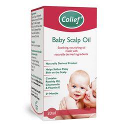 Colief Baby Scalp Oil Колиф масло от корочек на голове младенца