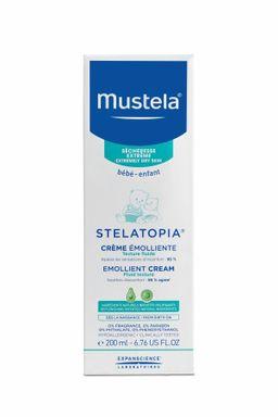 Mustela Stelatopia крем-эмульсия, крем для детей, 200 мл, 1 шт.