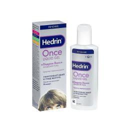 Hedrin Once средство педикулицидное