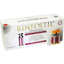 Rinfoltil Сыворотка для ослабленных и истонченных волос, сыворотка, 30шт.