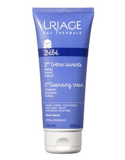 Uriage Первый очищающий пенящийся крем