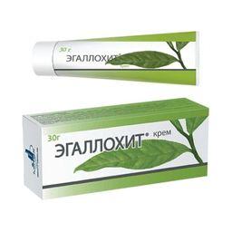 Эгаллохит, крем для наружного применения, 30 г, 1 шт.