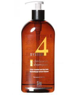 System 4 Терапевтический шампунь №2 для сухих, поврежденных и окрашенных волос, шампунь, 500 мл, 1шт.