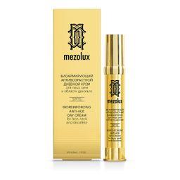 Librederm Mezolux Биоармирующий дневной крем SPF15, крем для лица, 30 мл, 1 шт.