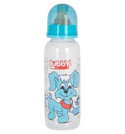 Lubby Бутылочка с латексной соской веселые животные