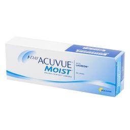1-Day Acuvue Moist Линзы контактные Однодневные, BC=8,5 d=14,2, D(-4.00), стерильно, 30 шт.