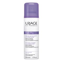 Uriage Gyn-Phy Очищающая дымка-спрей для интимной гигиены, спрей, 50 мл, 1 шт.