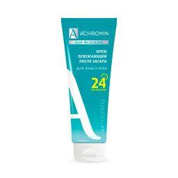 Achromin Крем освежающий после загара для лица и тела