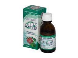 Эдас-125 Тонзиллин, капли для приема внутрь гомеопатические, 25 мл, 1 шт.