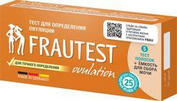 Тест для определения овуляции FRAUTEST