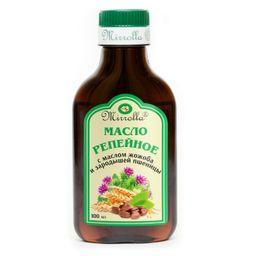 Mirrolla Репейное масло с маслом жожоба и зародышей пшеницы