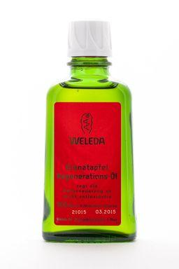 Weleda Масло для тела восстанавливающее гранатовое, масло косметическое, 100 мл, 1 шт.