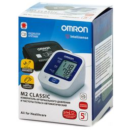 Тонометр автоматический OMRON М2 Classic