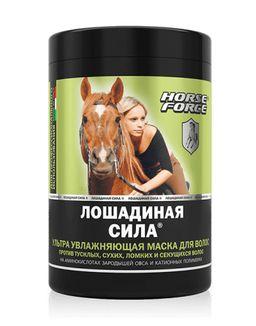 Лошадиная сила ультра Маска Увлажняющая для волос