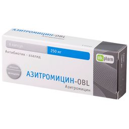 Азитромицин-OBL,