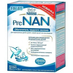 PreNAN FM85 Обогатитель грудного молока