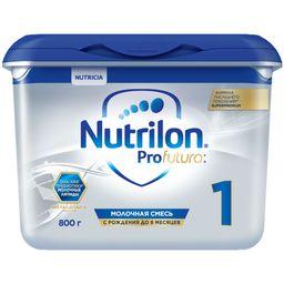 Nutrilon 1 SuperPremium, смесь молочная сухая, 800 г, 1шт.