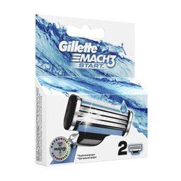 Gillette Mach3 Start Сменные кассеты для бритья