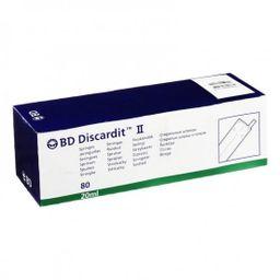 Шприц двухкомпонентный инъекционный одноразовый  BD Discardit II
