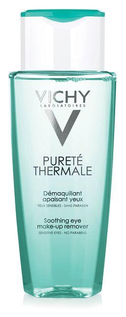 Vichy Purete Thermale лосьон для снятия макияжа с чувствительных глаз, лосьон, 150 мл, 1шт.