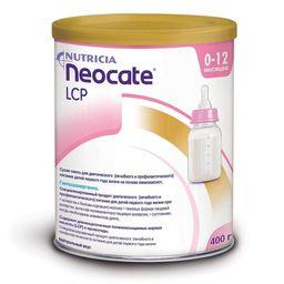 Neocate LCP сухая смесь на основе аминокислот 0+