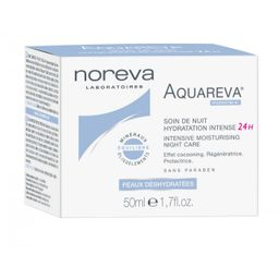Noreva Aquareva Интенсивный ночной уход, крем для лица, 50 мл, 1 шт.