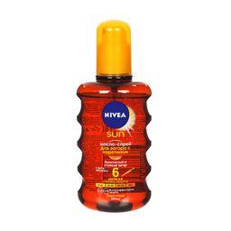 Nivea Sun Масло спрей для загара SPF6