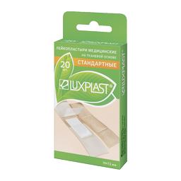 Luxplast Лейкопластырь стандартный на тканой основе