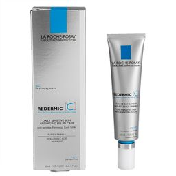 La Roche-Posay Redermic C крем для сухой кожи, для сухой кожи, 40 мл, 1 шт.