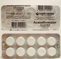 Аскорбиновая