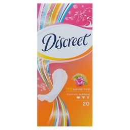 Discreet Deo Summer Fresh Multiform прокладки ежедневные