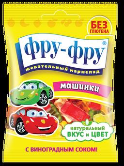 Фру-Фру мармелад Машинки