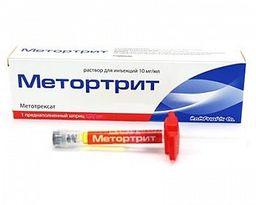 Метортрит