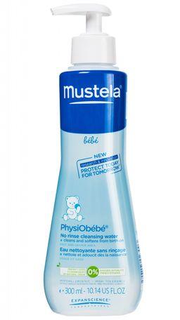 Mustela вода очищающая для новорожденных и детей