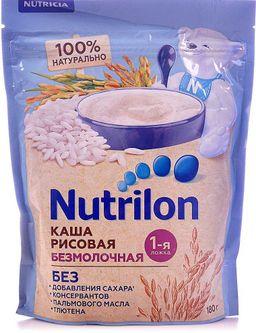 Nutrilon Безмолочная рисовая каша